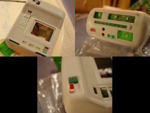 Electronics fit