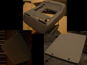 Splash coat