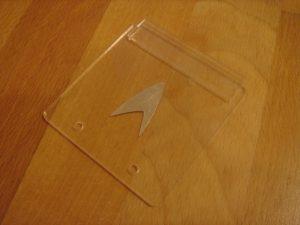 Attaching the door cleat