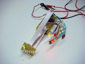PKE meter electronics