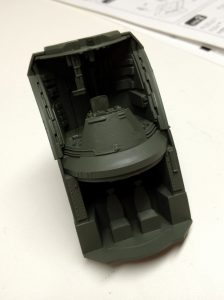 Cockpit Base Coat