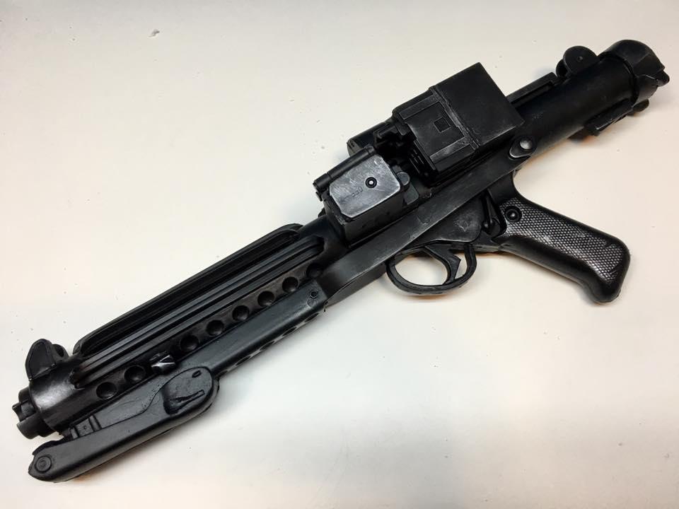 Hyperfirm E-11 Blaster